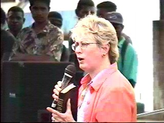 Evangelist Julie Young